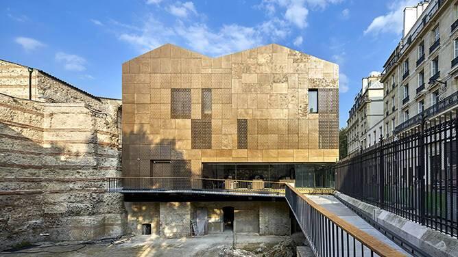 Musée de Cluny - Bernard Desmoulin